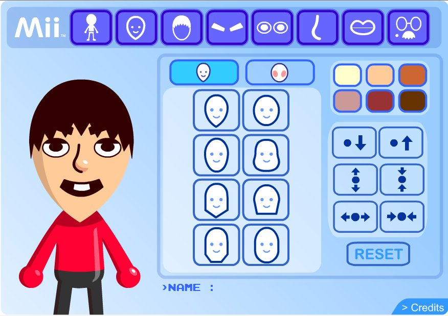 Make A Game Character Of Yourself